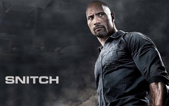 Wallpaper Snitch, Dwayne Johnson, 2013 movie