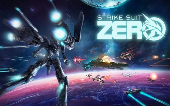 Fondos de pantalla Huelga Zero Suit