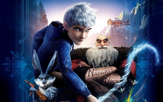 Wallpaper 2013 Rise of the Guardians