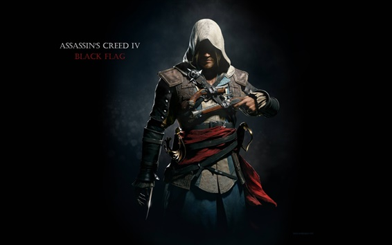 Wallpaper Assassin's Creed 4: Black Flag