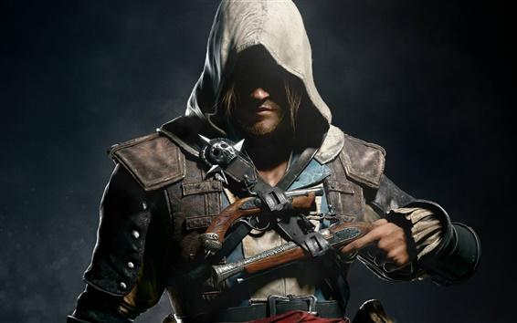 Fondos de pantalla Assassins Creed IV: Negro Flag HD