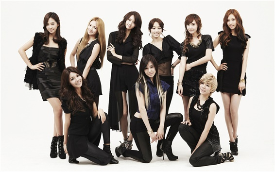 Fond d'écran girls Generation 81