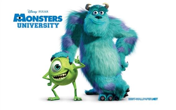 Fondos de pantalla Monsters 2013 Universidad película
