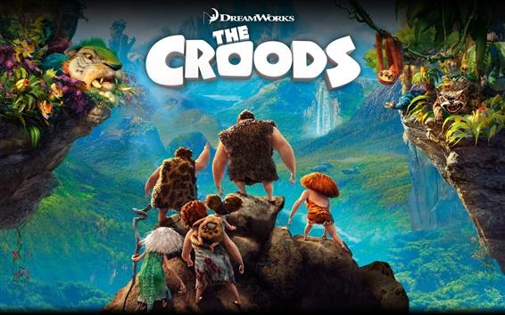 Fondos de pantalla El Croods 2013 HD