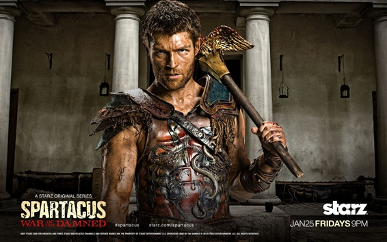 Wallpaper 2013 Spartacus: War of the Damned