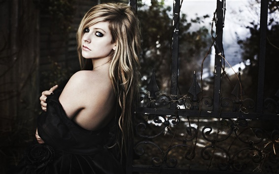 Wallpaper Avril Lavigne 41