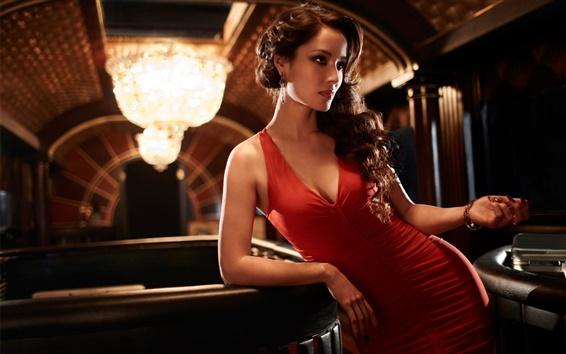 Fondos de pantalla Berenice Marlohe, 007 Skyfall película