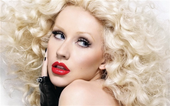 Papéis de Parede Christina Aguilera 14
