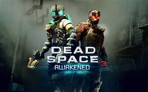 Wallpaper Dead Space 3: Awakened