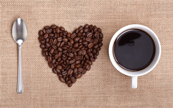 Wallpaper I Love Coffee