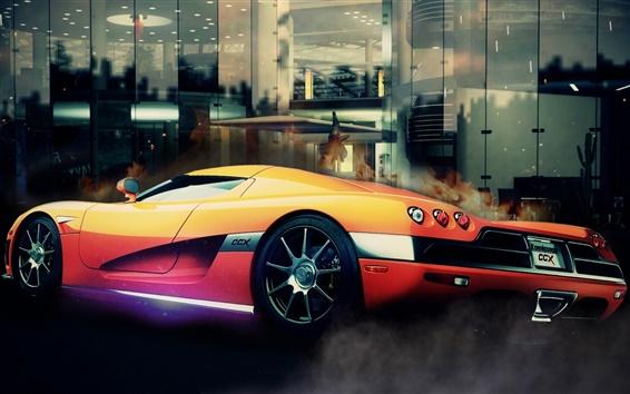 Обои Суперкар Koenigsegg CCX