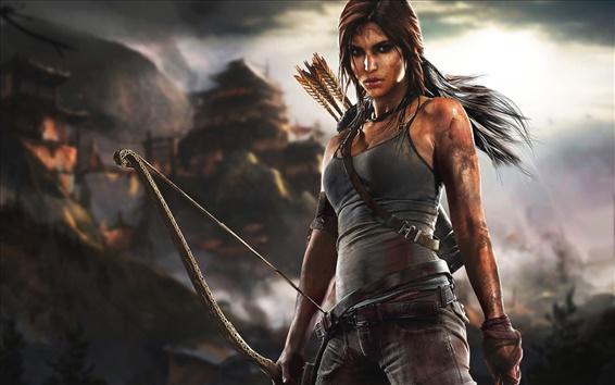 Fondos de pantalla Lara Croft en Tomb Raider juego