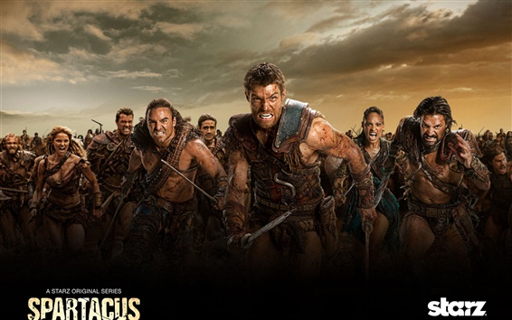 Wallpaper Spartacus: War of the Damned
