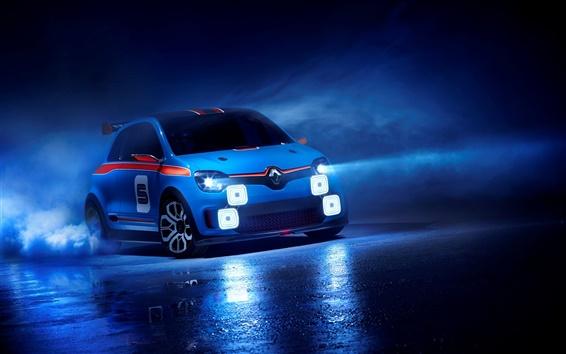Wallpaper 2013 Renault TwinRun concept car