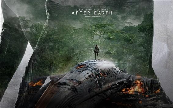 Fondos de pantalla Después de la Tierra película 2013