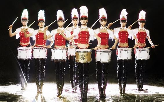Обои После школы, Южная Корея, азиатские девушки музыки 06