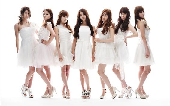 Fondos de pantalla CHI CHI grupo coreano girl music 03