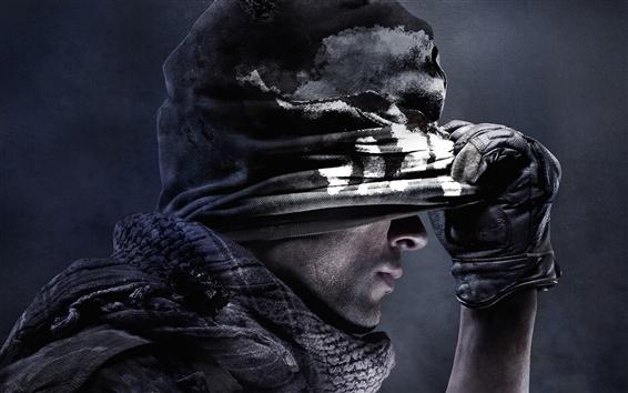 Papéis de Parede Call of Duty: Ghosts