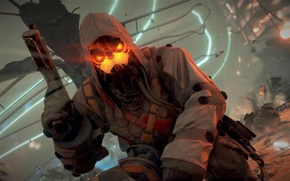 Wallpaper Killzone: Shadow Fall