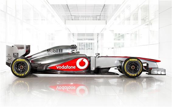 Wallpaper McLaren MP4-28 Formula 1 car