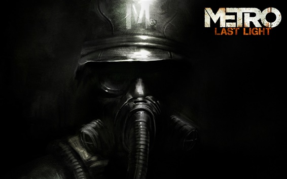 Fondos de pantalla Metro: Last Light HD