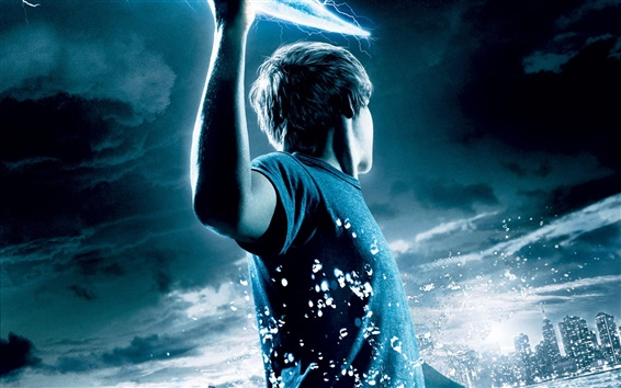 Wallpaper Percy Jackson and the Olympians: The Lightning Thief