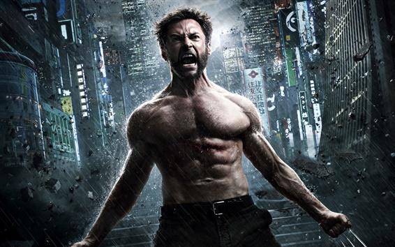 Wallpaper The Wolverine 2, movie 2013