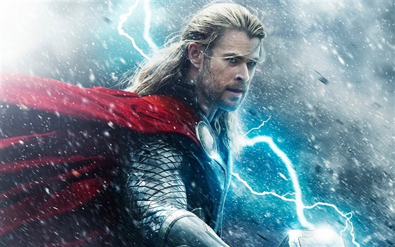 Fondos de pantalla Thor: The Dark World 2013