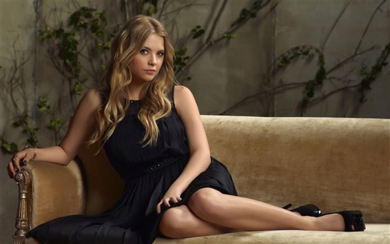 Wallpaper Ashley Benson 02