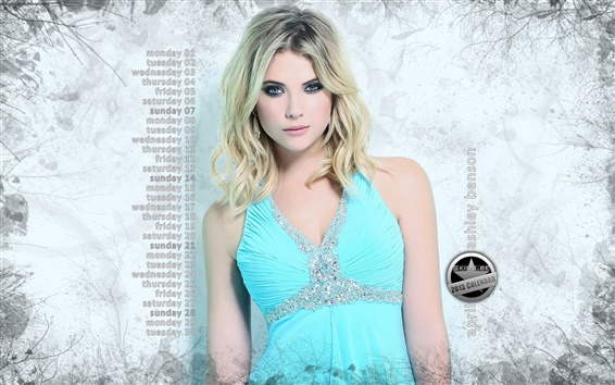 Fondos de pantalla Ashley Benson 03