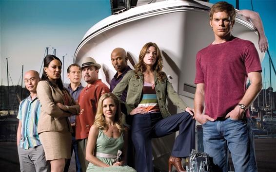 Papéis de Parede Dexter, série de TV