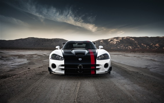 Wallpaper Dodge Viper SRT10 ACR
