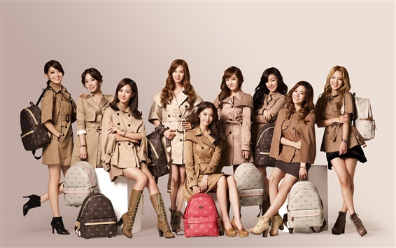 Fond d'écran girls Generation 82