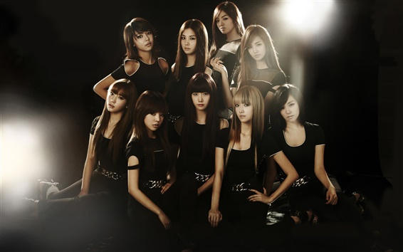 Fondos de pantalla Girls Generation 83