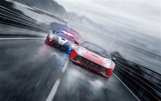 Wallpaper Need for Speed: Rivals
