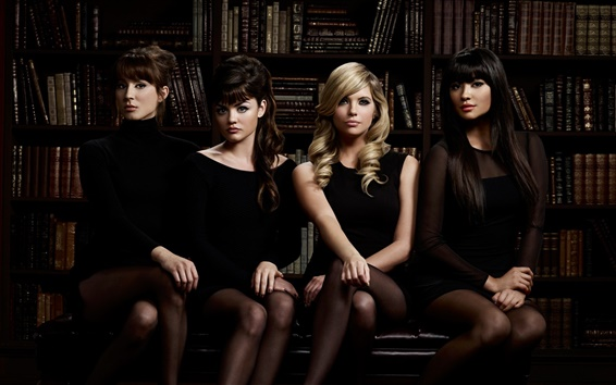 Wallpaper Pretty Little Liars