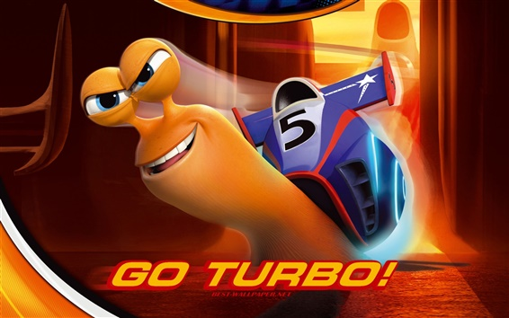 Wallpaper Turbo 2013 movie