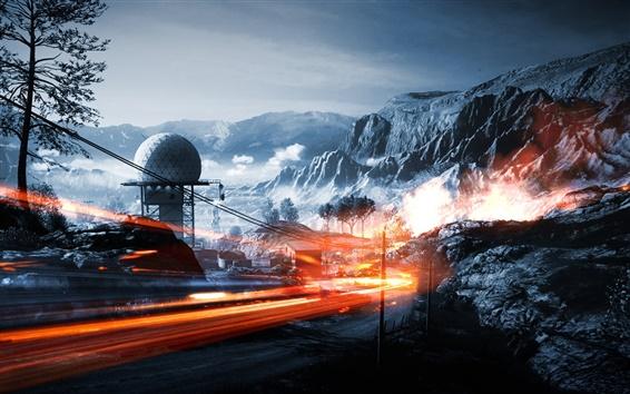 Wallpaper Video Game Battlefield 3