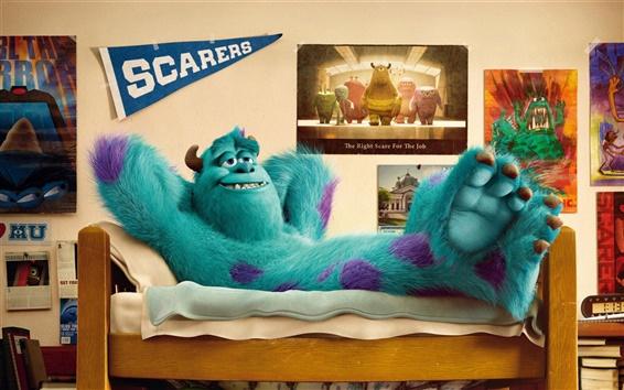 Wallpaper 2013 Monsters University