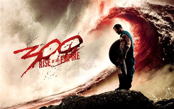 Fondos de pantalla 300: Rise of an Empire HD
