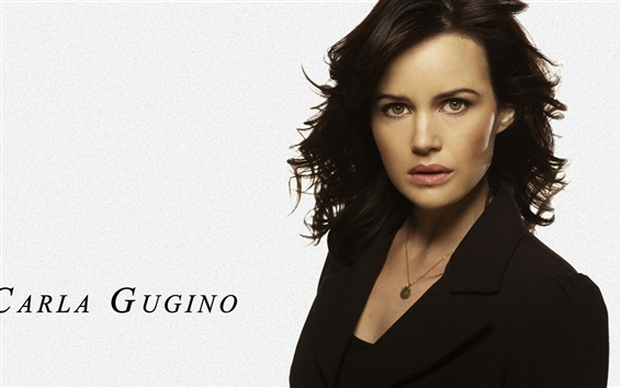 Wallpaper Carla Gugino 01