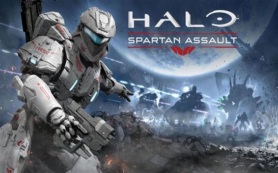 Wallpaper Halo: Spartan Assault