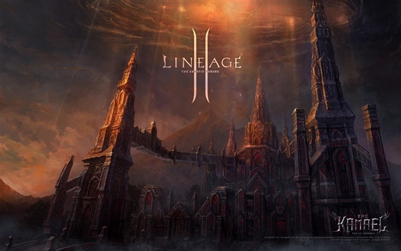 Wallpaper Lineage II