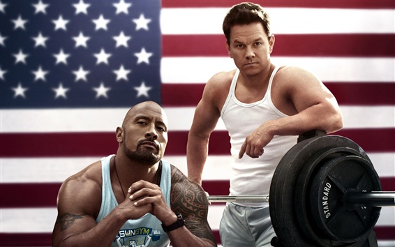 Fondos de pantalla Pain and Gain 2013 película