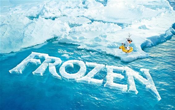 Обои Дисней фильм Frozen