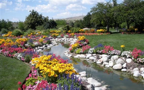 Wallpaper Garden in Utah USA