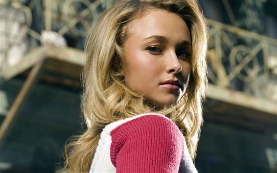 Wallpaper Hayden Panettiere 07