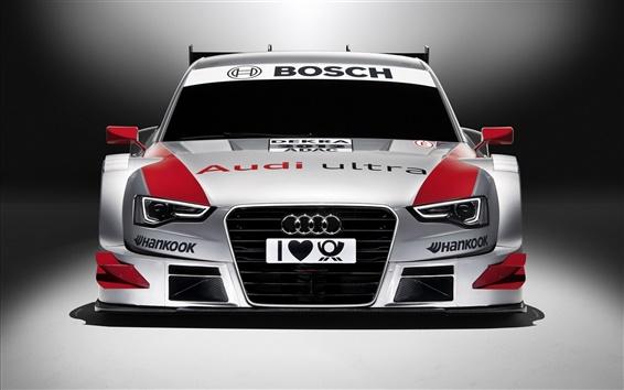 Обои Audi DTM суперкар 2012
