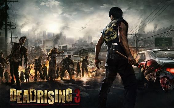 Wallpaper Dead Rising 3