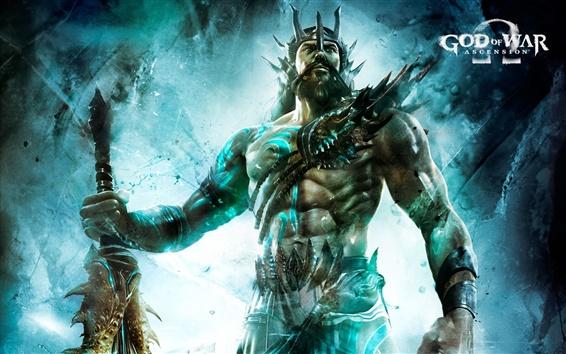 Wallpaper God of War: Ascension HD